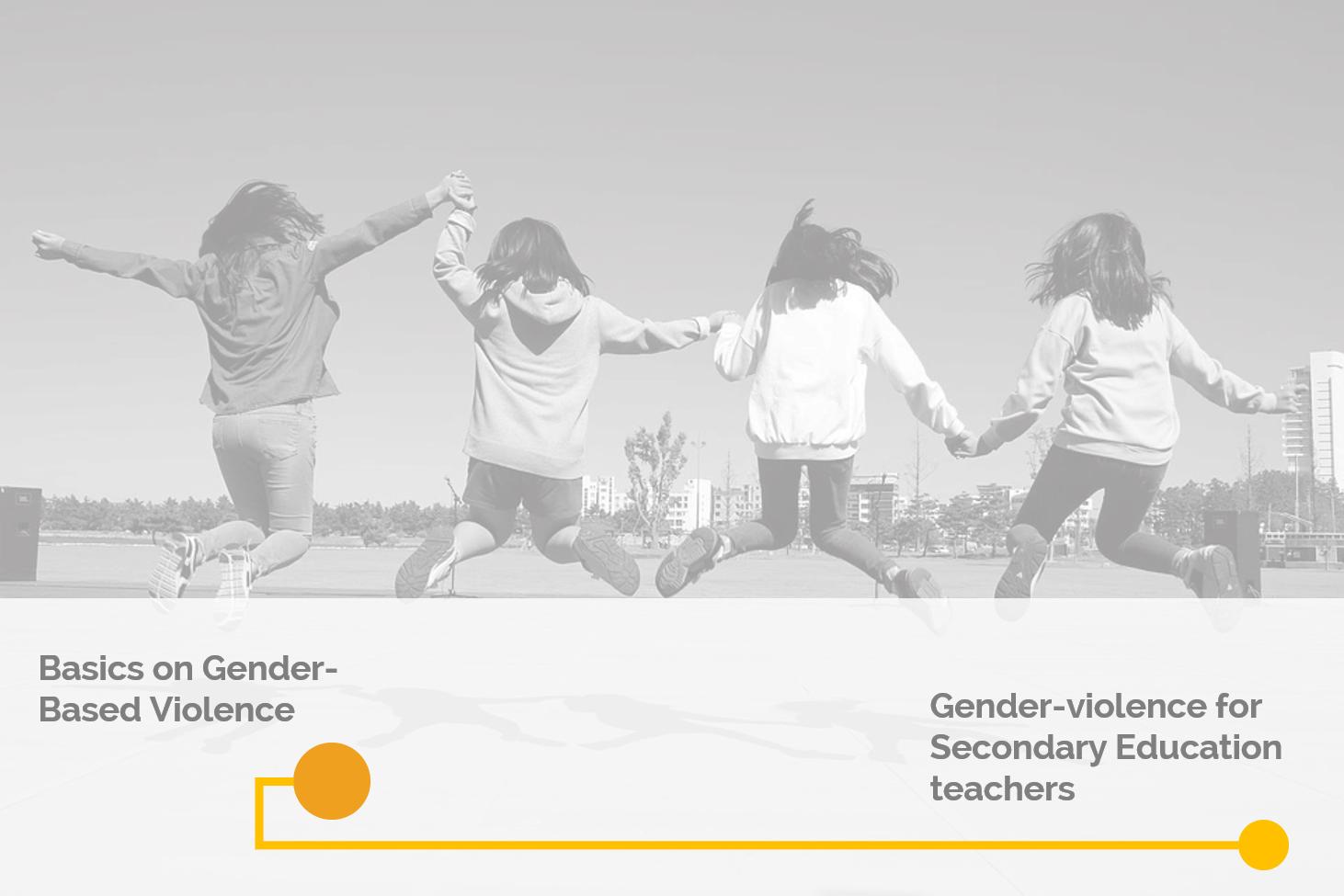 Violenza di genere per docenti delle scuole secondarie superiori