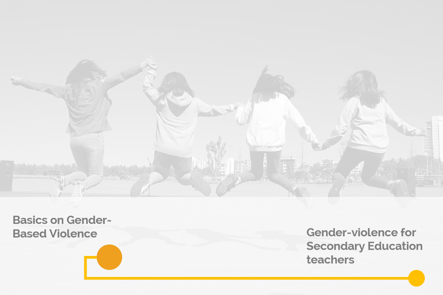 Gender-based violence for Secondary Education teachers